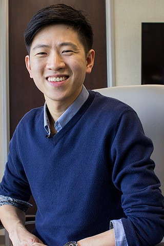 Ben Wong, Senior Creative & Strategic Services Manager - Blackbaud Careers