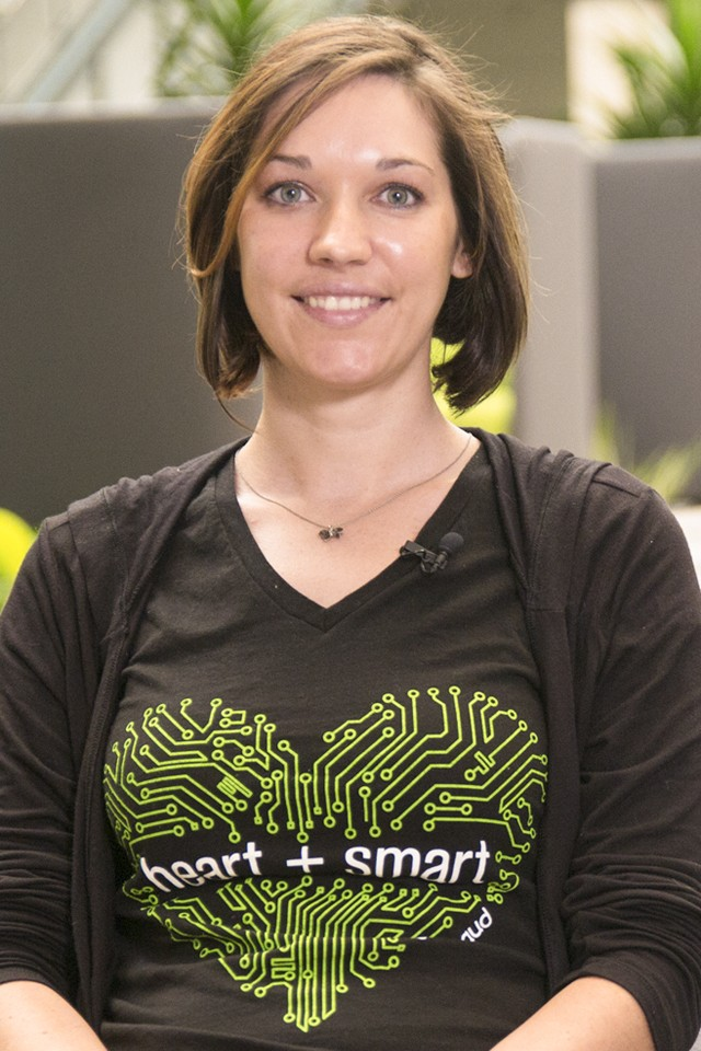 Amanda Glosson, Software Engineer - Blackbaud Careers