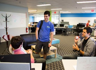 Careers - Anthony's Story Investment In Interns