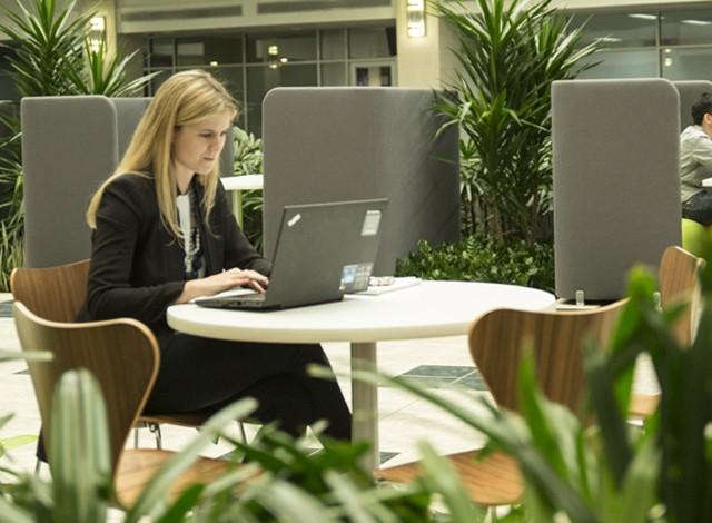 Careers - Office Life  The Atrium
