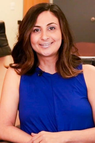 Desiree Khoury, VP of Specialty Reinsurance - NAS Insurance Careers