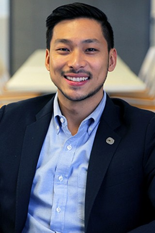 Kevin Huang, General Manager - Convene Careers