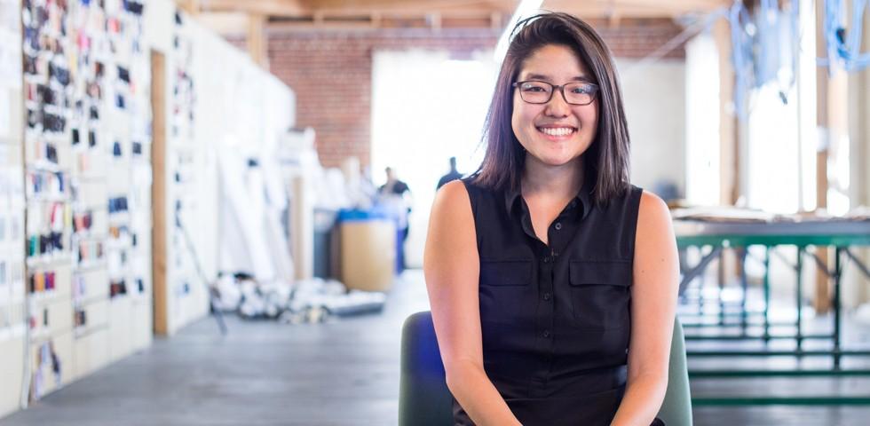 Machiko Yasuda, Software Developer - Reformation Careers