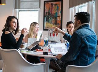Careers - Office Perks Contouring & Weekly Tastings