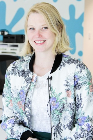 Caroline Hynes, Director of Product Management - Intercom Careers