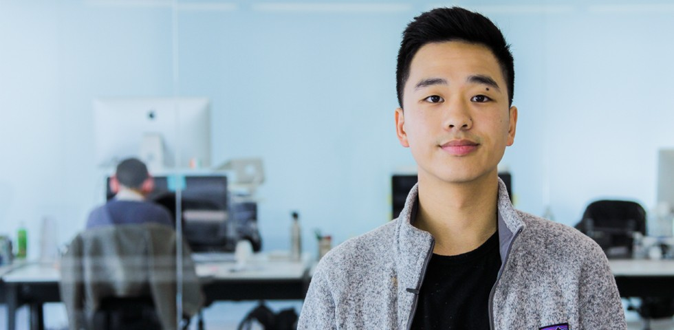 Darren Lee, Customer Support Representative - Intercom Careers