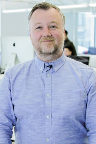 Stewart, Director of Brand Design - Intercom Careers