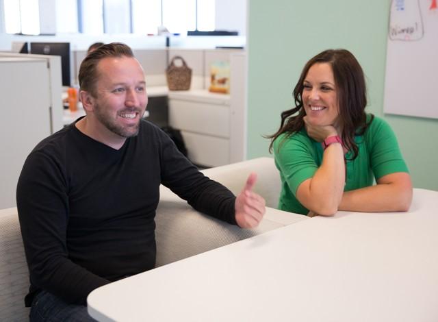 Careers - Office Perks Green & Serene