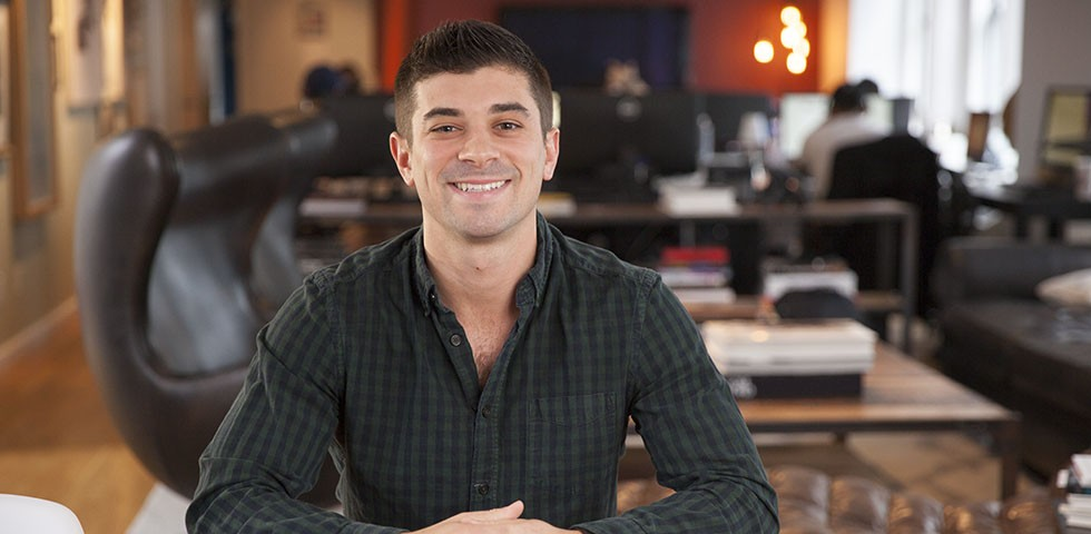 Jason Bergman, Business Development Executive - Robly Email Marketing Careers