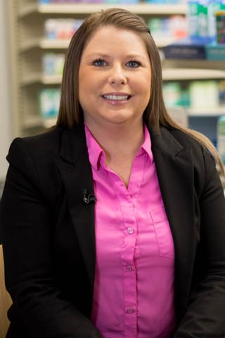 Amanda Waldrop, Project Head - Alcon Careers