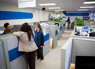 Careers - Office Perks Campus Culture