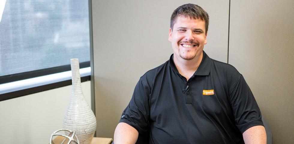 Jasper West, Systems Engineer - Tripwire Careers