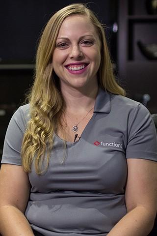 Lisa Michel, Associate in Operations - Function1 Careers