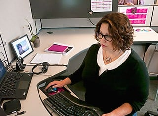 Careers - What Janice Does SENIOR COMMUNICATIONS MANAGER