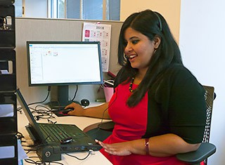 Careers - What Vandana Does