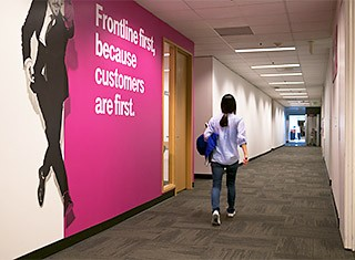 Careers - What T-Mobile Does T-MOBILE 101