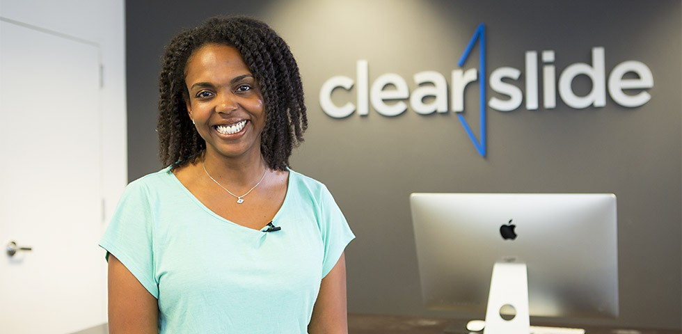 Kamron Hack, Manager, Human Resources - ClearSlide Careers