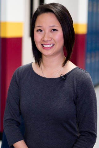 Bina Dao, Biology Teacher, 9th Grade - YES Prep Careers
