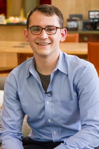Adam Unger, Marketing Apprentice - R2C Group Careers