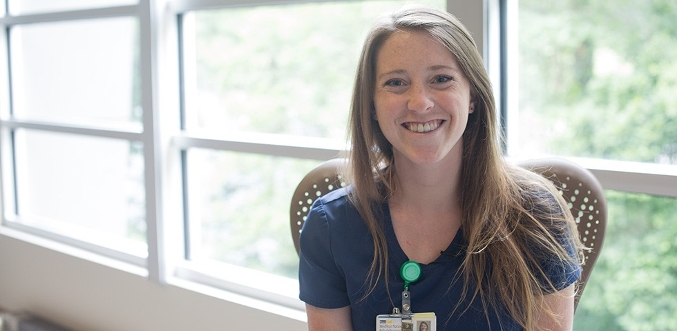 Brittany Robertson, Acute Care Occupational Therapist - MedStar National Rehabilitation Network Careers