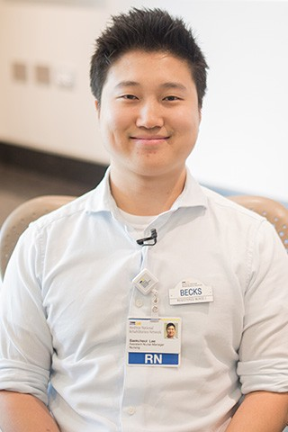 Baekcheol Lee, Assistant Nurse Manager - MedStar National Rehabilitation Network Careers