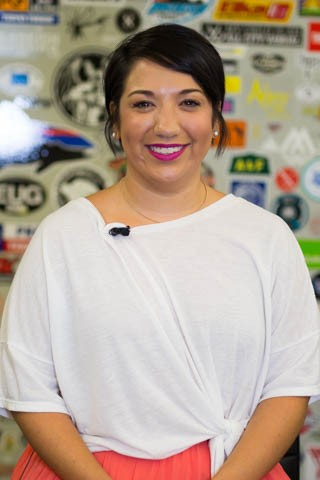 Larissa Vallejo, Inside Account Manager - YETI Coolers Careers