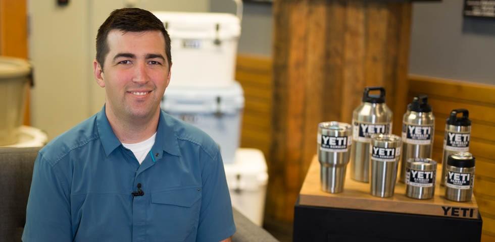 Matt Petrillo, Product Development Engineer - YETI Careers