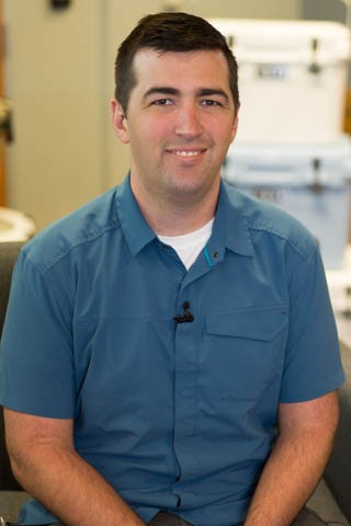 Matt Petrillo, Product Development Engineer - YETI Careers