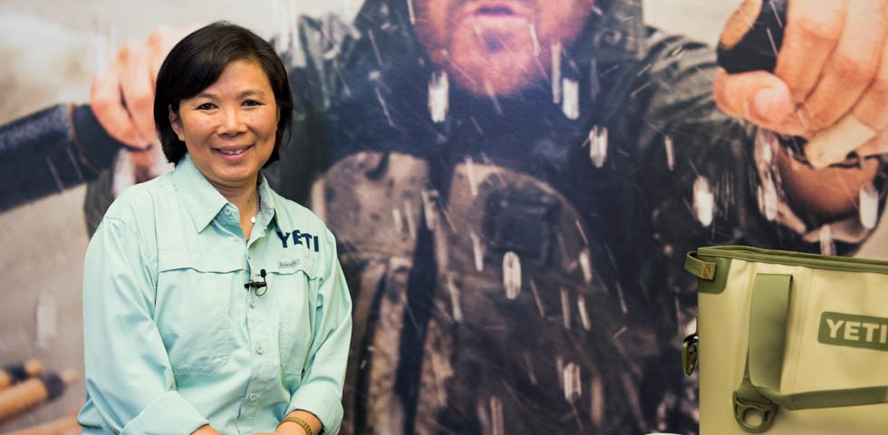 Gloria Lam, Quality Assurance Manager - YETI Careers