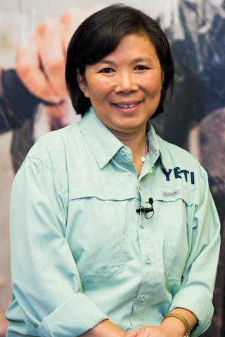 Gloria Lam, Quality Assurance Manager - YETI Coolers Careers