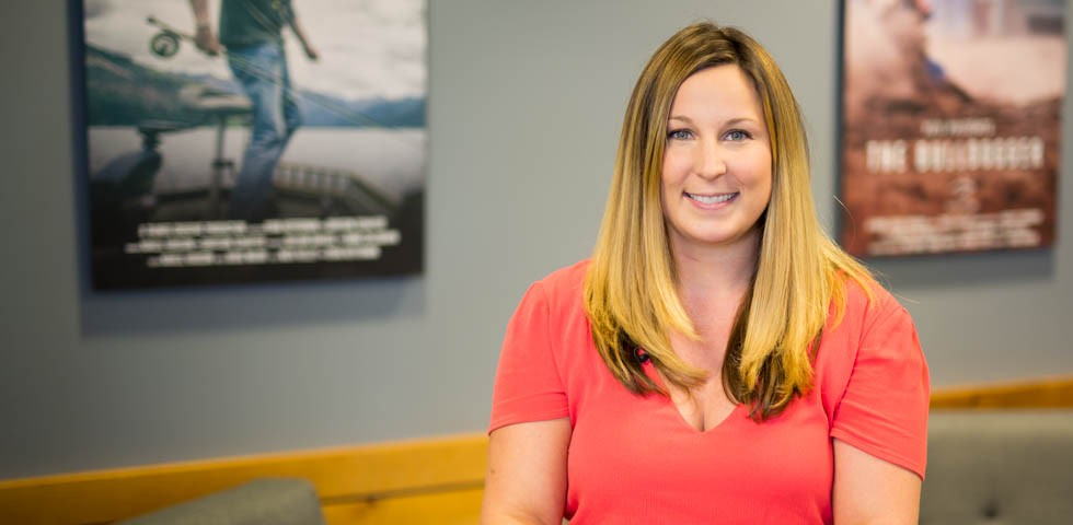 Sara Kenton, Senior Director of Digital - YETI Careers
