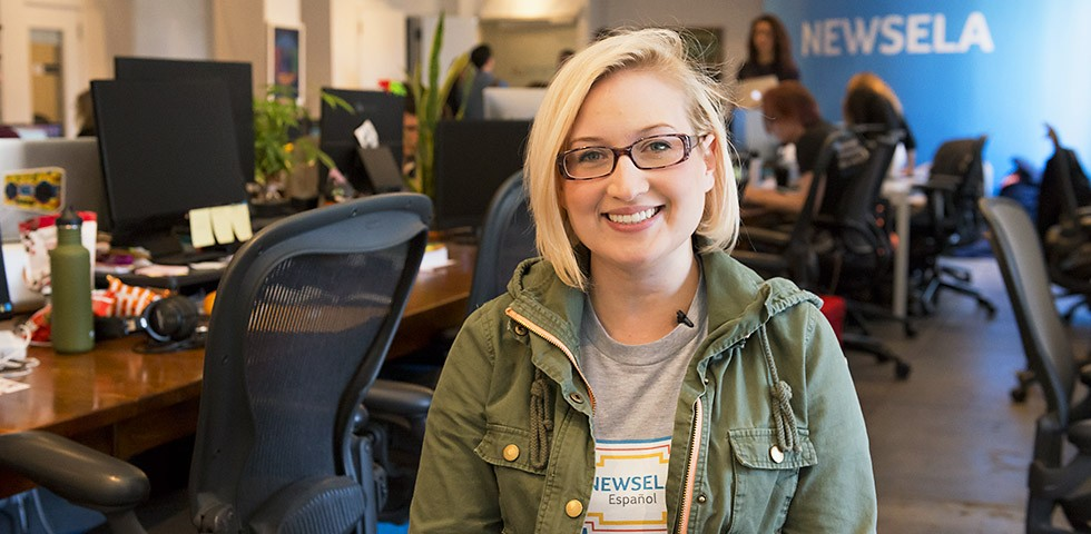 Chalise Grogan, Senior Web Developer - Newsela Careers