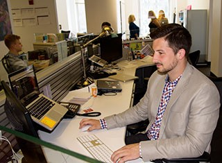 Careers - What David Does  Digital Solutions Architect