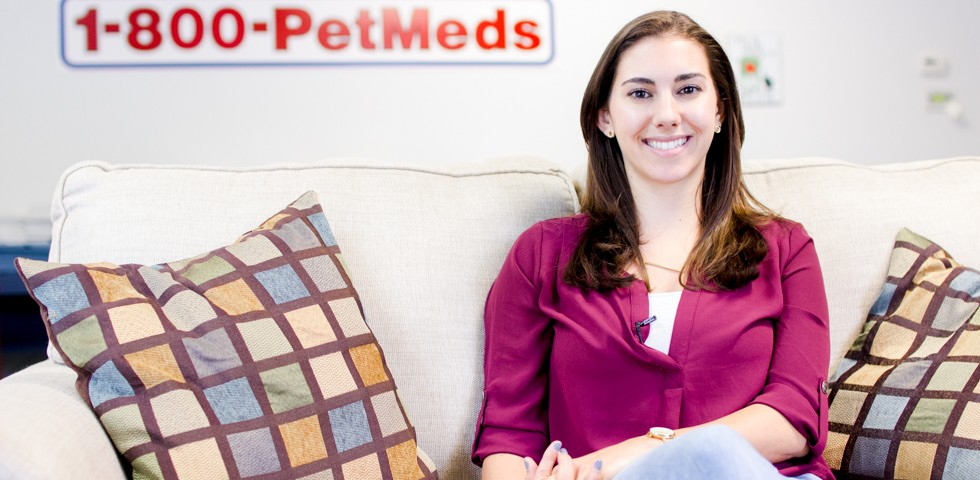 Erin Gleeson, Outreach Specialist - 1-800-PetMeds Careers
