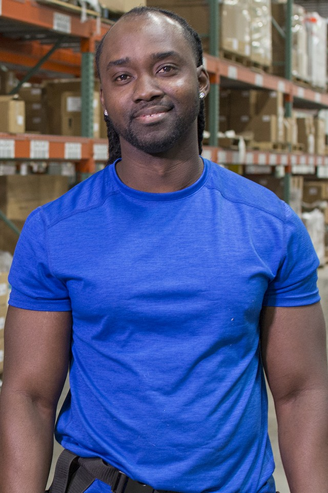 Sonel Simon, Shipping & Receiving Associate - 1-800-PetMeds Careers