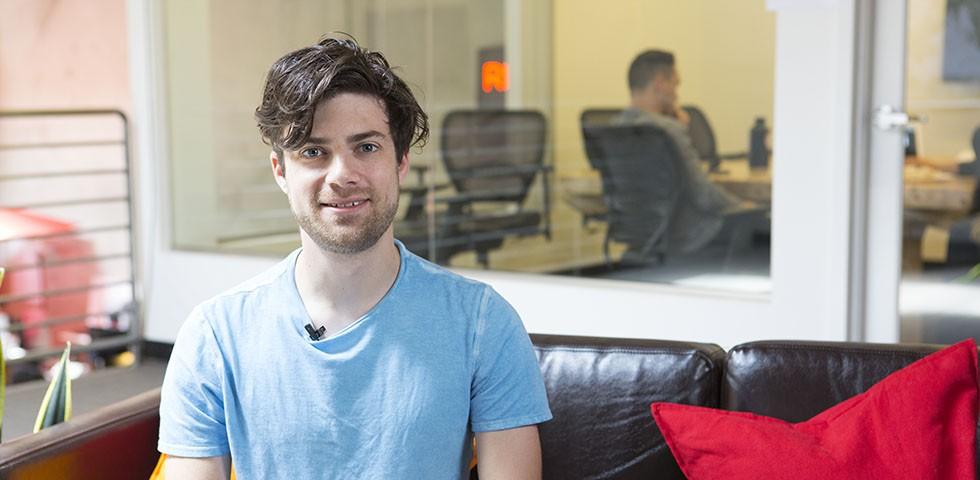 Jason Freidman, Software Engineer - Periscope Data Careers